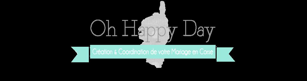 Oh Happy Day – Mariage en Corse